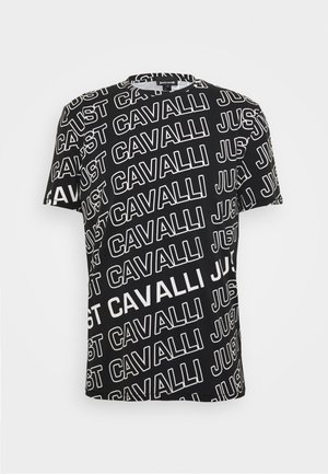 T-shirt con stampa - black variant