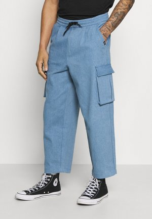 BAGGY CARPENTER TROUSERS - Pantaloni - light denim