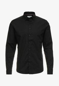 TYLER - Formal shirt - black