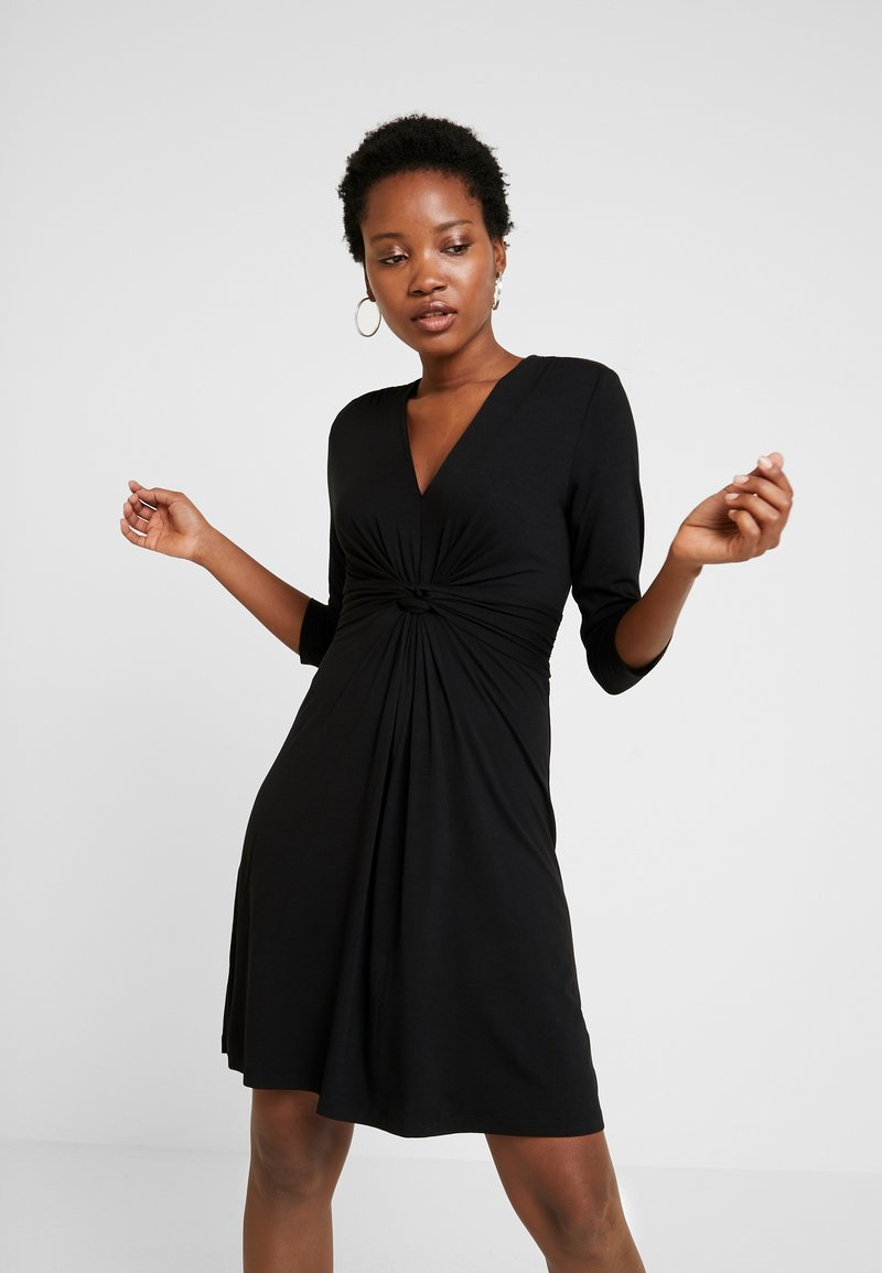 Opus - Day dress - black