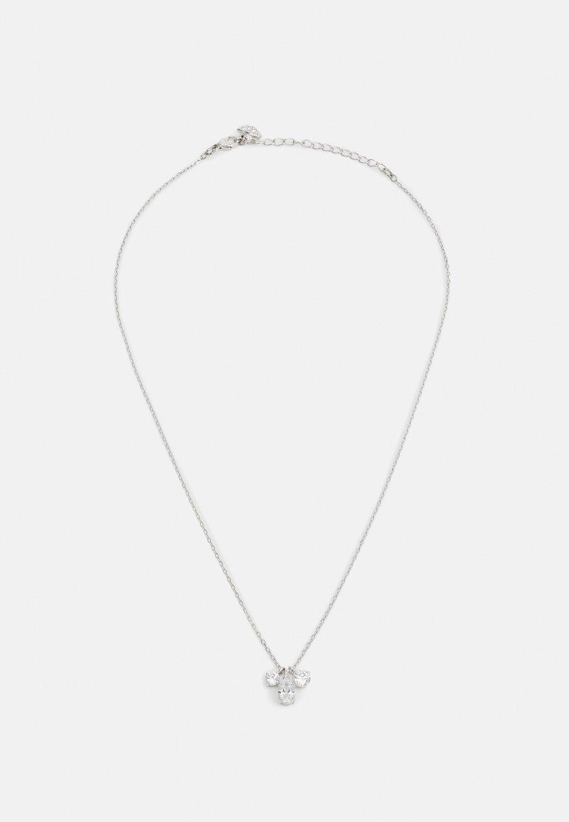 Swarovski - ATTRACT PENDANT CLUSTER - Ketting - silver-coloured