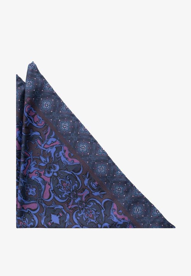 Pocket square - blau
