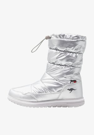 WOWI COLL RTX - Winter boots - silver
