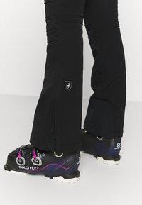 Toni Sailer - LILO - Spodnie narciarskie - black - 4
