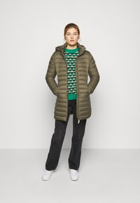 Save the duck - GIGAY - Winter coat - bark green - 1
