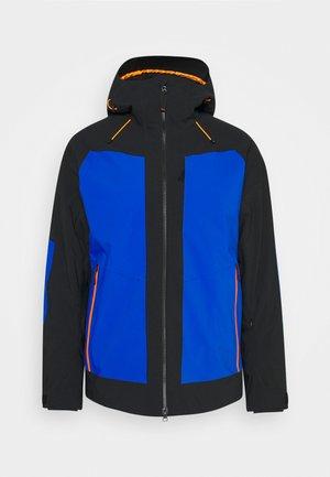 BRODY - Lyžařská bunda - black