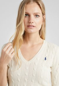 Polo Ralph Lauren - Maglione - cream - 4