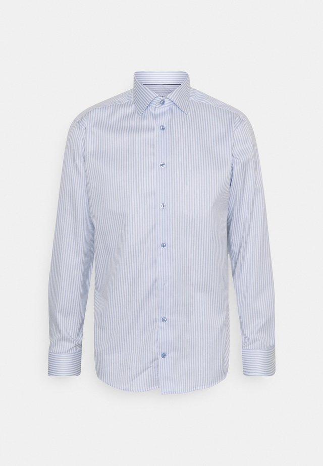 SLIM LIGHT SIGNATURE - Camicia elegante - blue