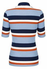 Laura Kent - Print T-shirt - marineblau - 4