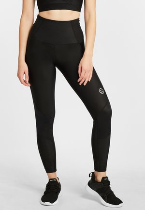 SKINS KOMPRESSIONSHOSE  - Leggings - black