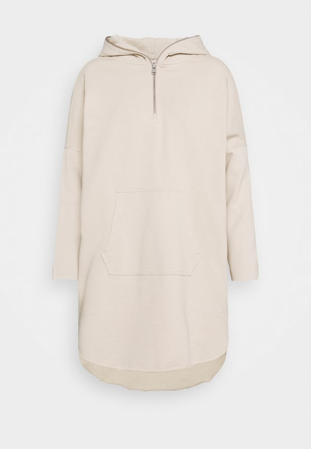 XONDA HOODY DRESS - Sukienka letnia - ecru white