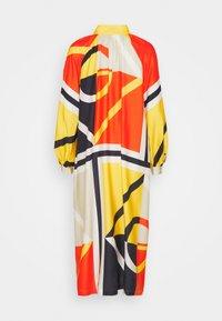 GANT - COLOR BLOCK ICON DRESS - Sukienka letnia - multicolor - 1