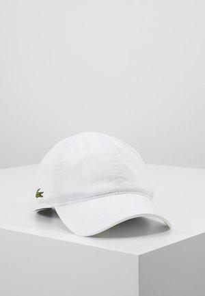 Kšiltovka - white
