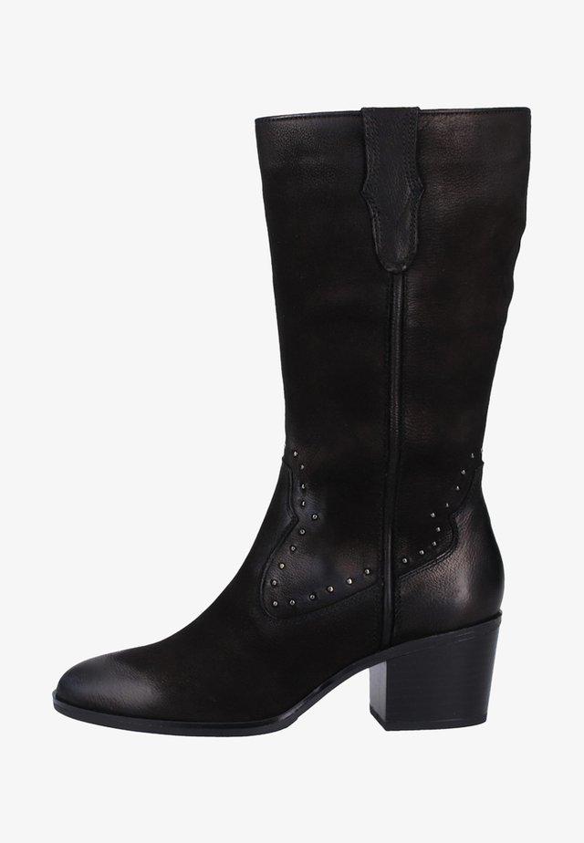 BOOTS - Laarzen - black