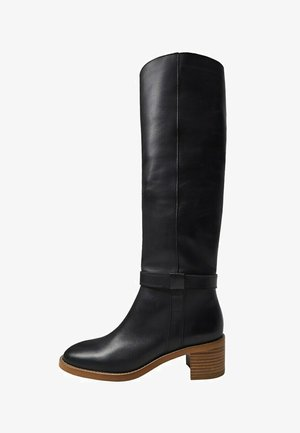 HYPE - Boots - schwarz