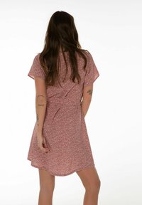 Protest - UNNA  - Day dress - terracota - 5