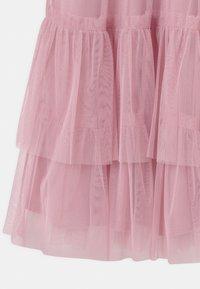Anaya with love - BISHOP SLEEVE RUFFLE DETAIL - Cocktail dress / Party dress - aurora pink - 3