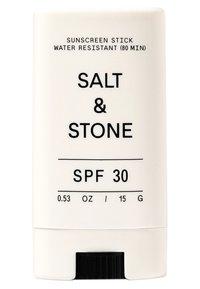 Salt & Stone - SPF 30 SUNSCREEN FACE STICK - Sun protection - - - 0