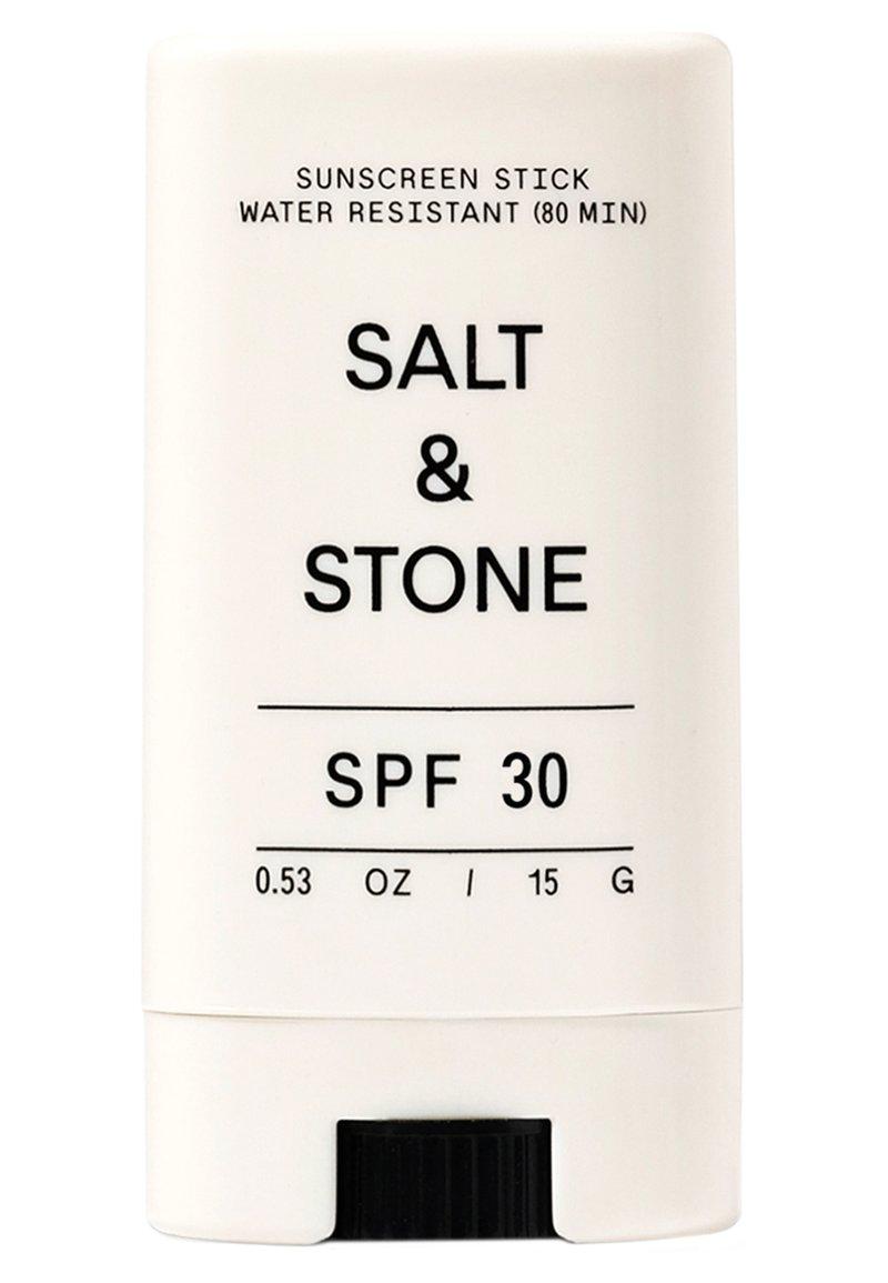 Salt & Stone - SPF 30 SUNSCREEN FACE STICK - Sun protection - -