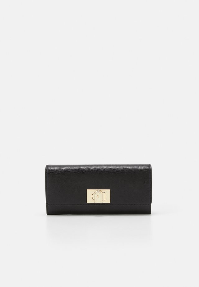 CONTINENTAL WALLET - Wallet - nero