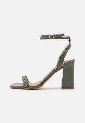 ONLALYX RING  - Sandals - khaki