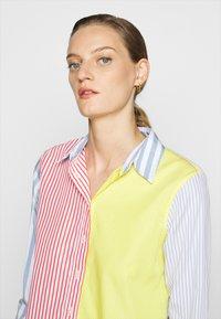 Lauren Ralph Lauren - JAMELKO LONG SLEEVE - Button-down blouse - multi coloured - 5