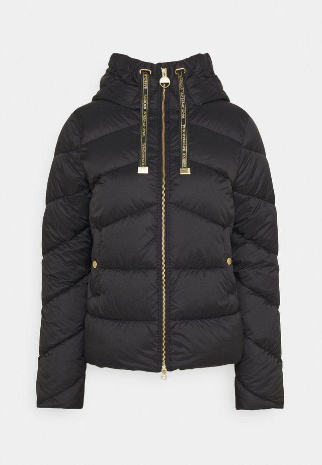 KILLY QUILT - Winterjacke - black