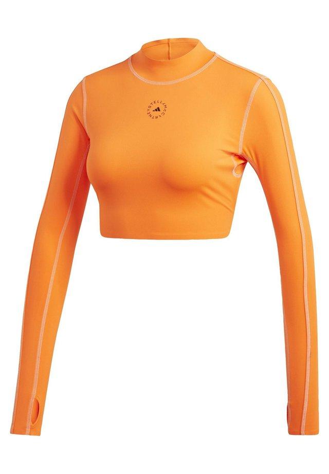 T-shirt sportiva - orange