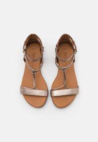 Tamaris - Sandals - champagne metallic - 5