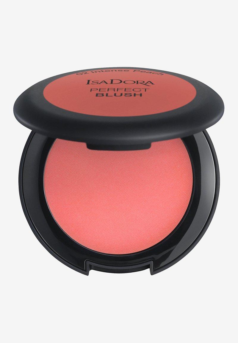 IsaDora - PERFECT BLUSH - Blusher - intense peach
