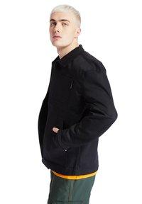 Timberland - YC WORKWEAR JACKET - Summer jacket - black - 3