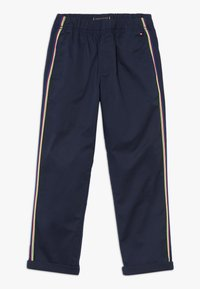 Tommy Hilfiger - PULL ON TAPE - Trousers - blue - 0