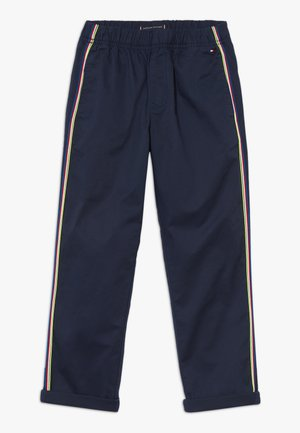 PULL ON TAPE - Trousers - blue