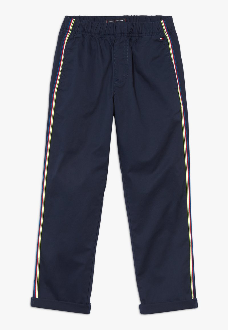 Tommy Hilfiger - PULL ON TAPE - Trousers - blue