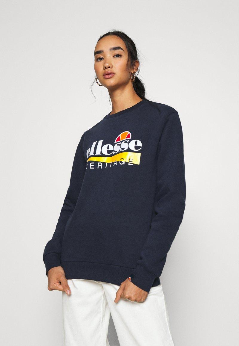 Ellesse - COLLE - Sweatshirt - navy