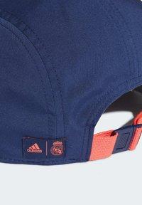 adidas Performance - REAL MADRID FIVE-PANEL CAP - Cap - blue - 6