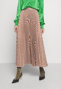 Birgitte Herskind - NESSA SKIRT - Maxi skirt - pepita - 0