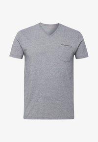 Esprit - Basic T-shirt - navy - 6