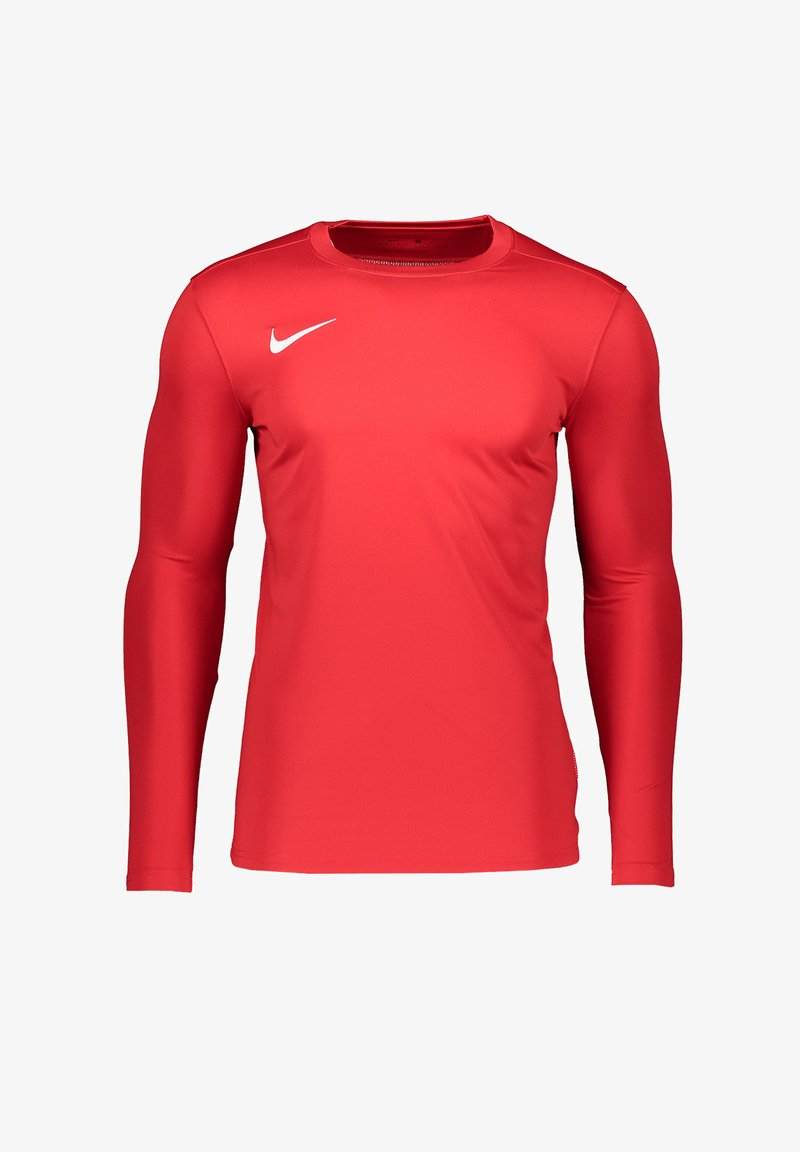 Nike Performance - Long sleeved top - rot