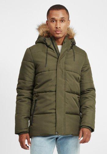TENUS - Winter jacket - deep depths