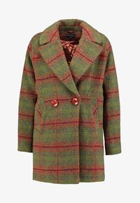 King Louie - AMELIE COAT MISSISSIPPI - Classic coat - olive green - 4