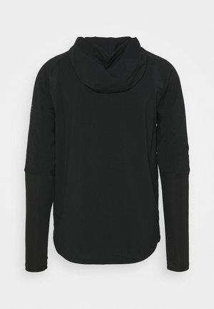 PRO TRAINING ELITE HYBRID JACKET - Sportovní bunda - black/carbon