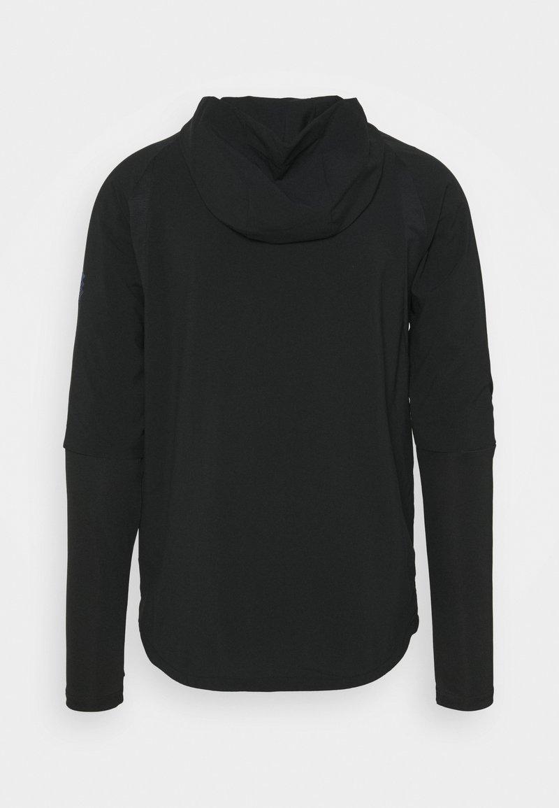 Umbro - PRO TRAINING ELITE HYBRID JACKET - Training jacket - black/carbon