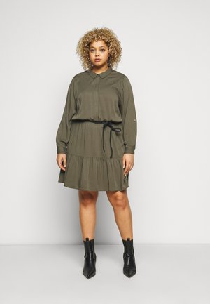 DRESS TAKE ME OUT - Shirt dress - thyme