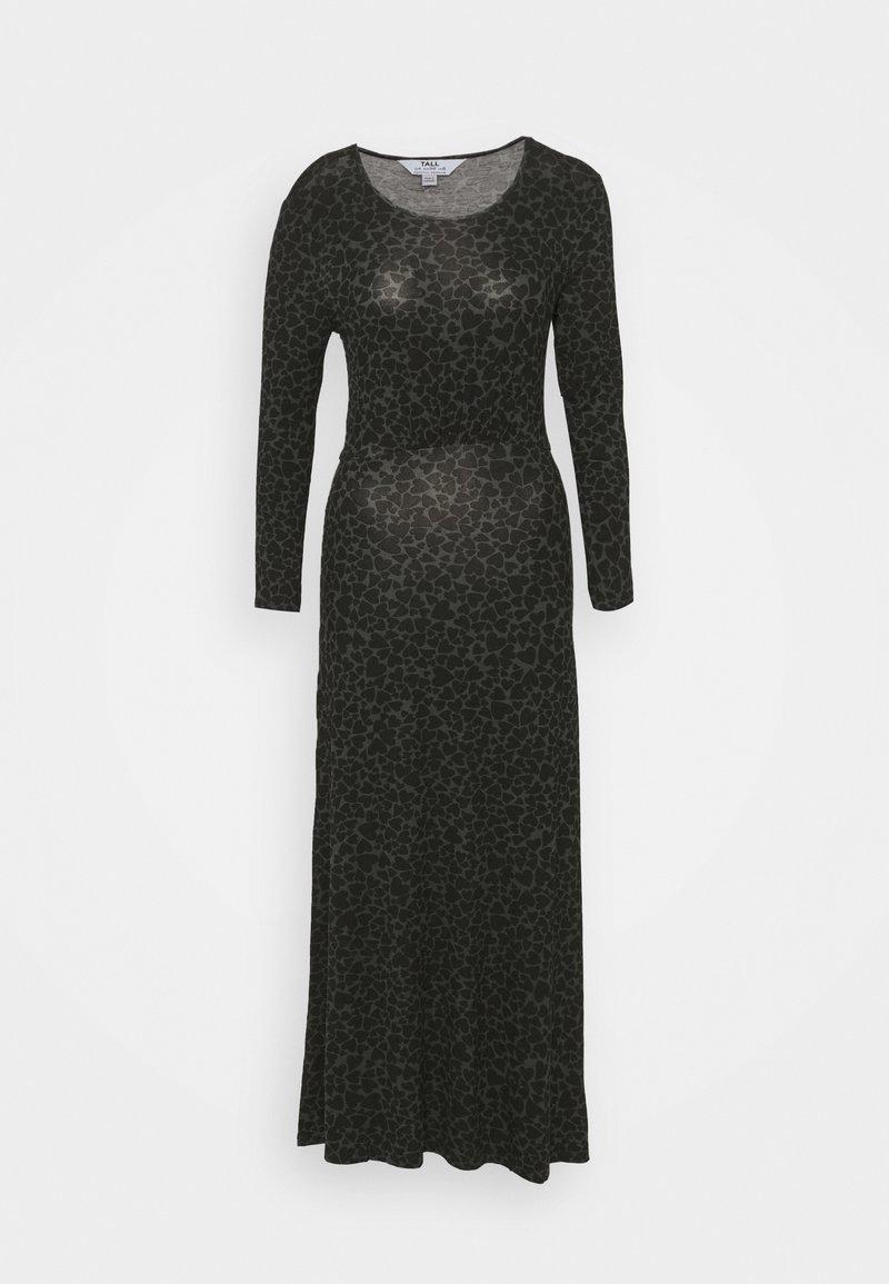 Dorothy Perkins Tall - HEART EMPIRE DRESS - Maxi dress - multi