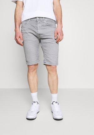LEHOEN  - Shorts - grey azure