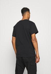 Grimey - HIGH PRIESTESS TEE UNISEX - T-shirt med print - black - 2