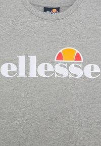 Ellesse - YANDIA UNISEX - Long sleeved top - grey - 2