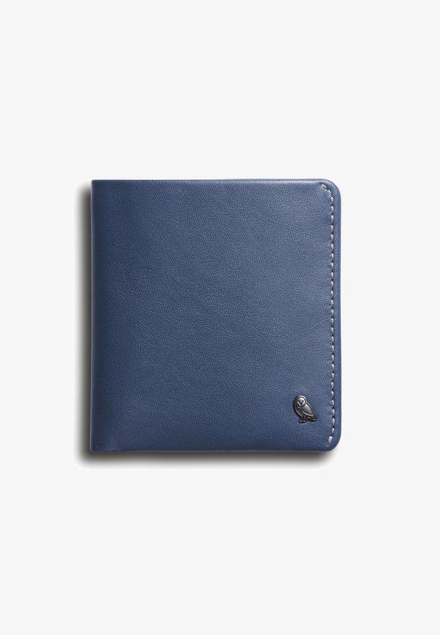 Wallet - marine blue