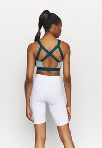 Even&Odd active - Sports bra - teal - 2